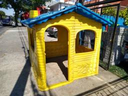 Usado, Casinha de criança Mansão da mundo azul comprar usado  São Paulo