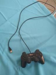 Controle de PS2 para computador