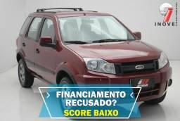 EcoSport Score Baixo Pequena Entrada - 2010