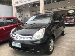 Nissan Livina S 1.6 Bem Consevada - 2012