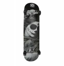 Skate Street Madre 31.5 x 8 US Boards - Preto e Cinza
