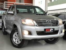 Toyota Hilux 3.0 CD SR 4x4 AT - 2013