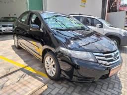 Honda City LX * impecável - 2013