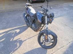 Moto Yamaha Fazer 250 2007 Limited Edition Só 74000 km Com Alarme Positron e Baú - 2007