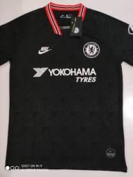 Camisa Chelsea Third 19/20 Nike - G