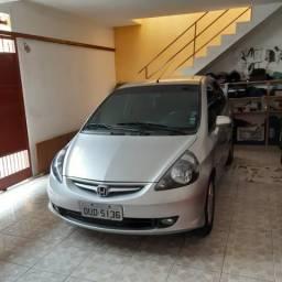 Honda Fit LXL ano 2007 Completo - 2007