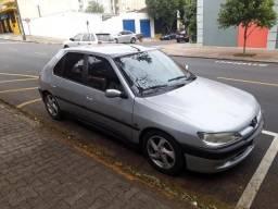 Peugeot 306 Passion 1.8 16v 1999 Relíquia - 1999