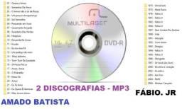 Dvd gravado - mp3