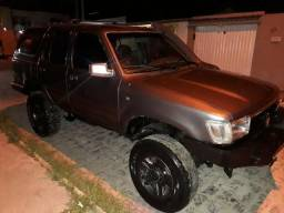 Toyota Hilux motor a diesel ano 93 - 1993
