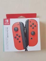 Vendo controle do Nintendo Switch