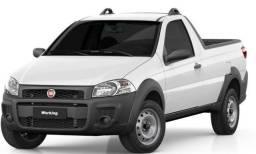 Fiat Strada CS Working 1.4 Flex manual 19/20 0km só 45.990 - 2019
