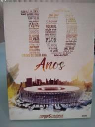 DVD's Sertanejo - Daniel e Jorge e Mateus