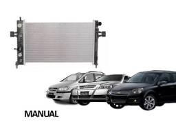 Radiador Astra, Vectra, Zafira Manual C S Ar, usado comprar usado  Cariacica