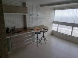 Apartamento para alugar, 173 m² por R$ 5.500,00/mês - Aviação - Praia Grande/SP