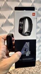 Xiaomi Miband4, Original A Prova Da Água, Versão Global.+pelicula+pulseira