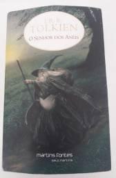Livro O Senhor dos anéis - Volume único