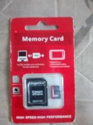 Cartão de memory 32 gingas