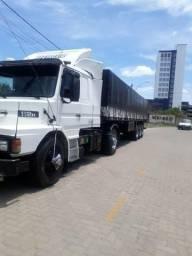 112 Scania + carreta Graneleira