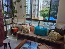 Apartamento com 3/4 (1 suíte)-Caminho das Árvores
