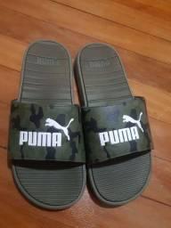 Chinelo slide Puma Militar