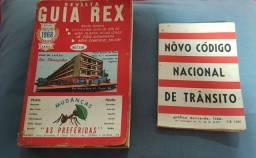 Guia REX e Código Nacional de Trânsito 1968