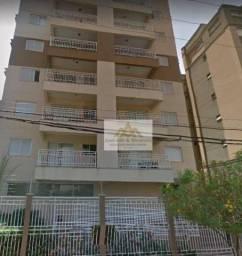 Apartamento com 1 dormitório para alugar, 42 m² por R$ 850/mês - Nova Aliança - Ribeirão P