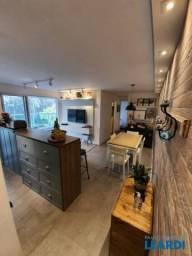 Apartamento à venda com 2 dormitórios em Brooklin, São paulo cod:614431