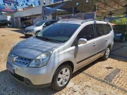 GRAND LIVINA 2009/2010 1.8 SL 16V FLEX 4P AUTOMÁTICO