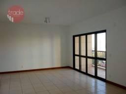Apartamento com 4 dormitórios para alugar, 139 m² por R$ 3.000,00/mês - Jardim Canadá - Ri
