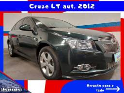 CRUZE 2012 1.8 LT FLEX 4P AUTOMÁTICO