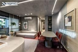 Apartamento com 2 dormitórios à venda, 78 m² por R$ 566.600,00 - Gleba Fazenda Palhano - L