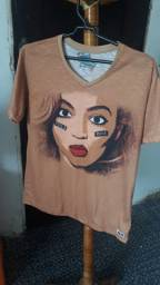 Camisa Beyoncé Super Bowl 2013
