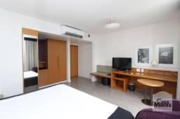 Loft à venda com 1 dormitórios em Santo agostinho, Belo horizonte cod:266525