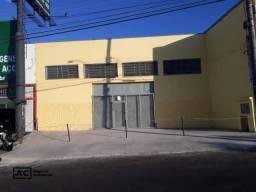 Barracão para alugar, 280 m² por R$ 4.500,00/mês - Jardim Rosolém - Hortolândia/SP