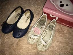 Calçados para meninas da Lilica Ripilica