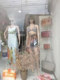 Loja centro de roupas femininas