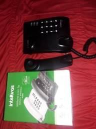 Telefone intelbras telefone com fio