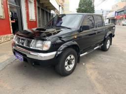 Frontier XE CD 4x4 Diesel Completa - 2001