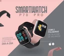 SMARTWATCH P70 sistema Android e IOS