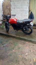 Honda fan 125 linda - 2010