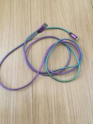 Cabo USBC para SAMSUNG S8/S9/S10