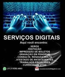 Servicos digitais