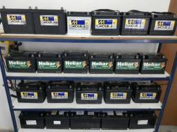 Baterias Seminovas moura 60