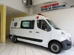 Renault Master Ambulância UTI L2H2 - 2019
