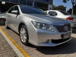 Toyota Camry automático Prata 2013 - 2013