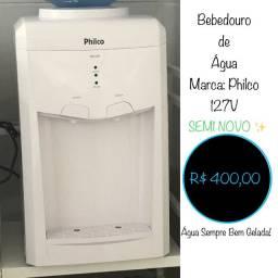 Bebedouro de Água Refrigerado 127v - Philco