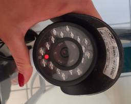Câmera IP usada