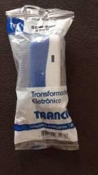 Transformando eletrônico 50w-Dim/ 220v LP. Halogenas 12v