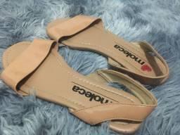 Sandália moleca - n 35