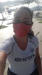 Máscara para atividade física